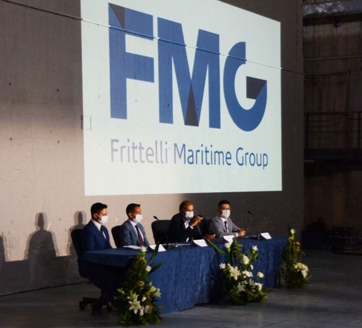 Conferenza stampa FMG Logistics